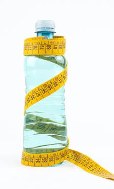reducing weight of PET packaging